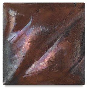 Amaco Raku Glaze - Pint - R-19 Copper Matte ()