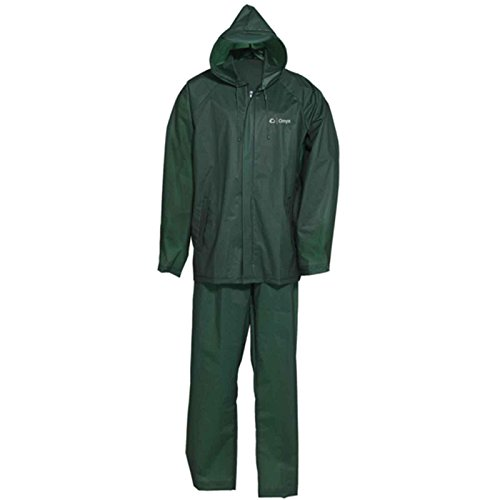 Arctic Shield Waterproof Coat (Onyx 508300-400-020-12 Eva.15MM Suit, Spruce Green, Small)