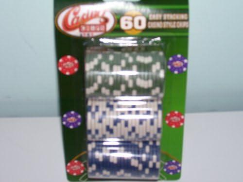 60Casino Chips
