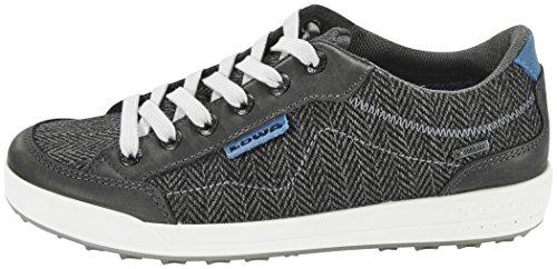 Lowa Femme 320785-0485Gore-Tex Chaussures de détente Maine GTX LO Ws Marron