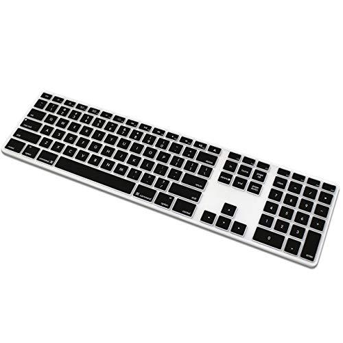 protector de teclado para Magic Keyboard (MB110LL/B)  negro