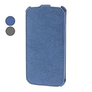 Solid Color Protective Full Body Case for Samsung Galaxy S4 I9500 (Assorted Colors) --- COLOR:Gray