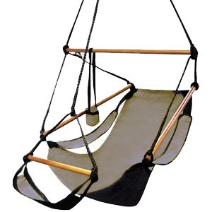 South Mission Deluxe Hammock Chair - Desert -