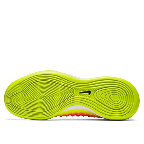 Nike Jr Magistax Opus Ii Ic, Botas de Fútbol Unisex Adulto Amarillo (volt/black-total orange-clear jade)