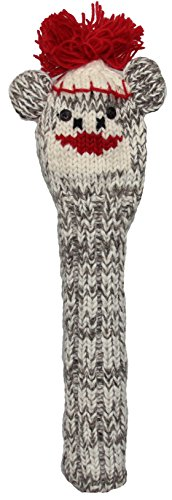 Sunfish Sock Monkey Fairway Headcover