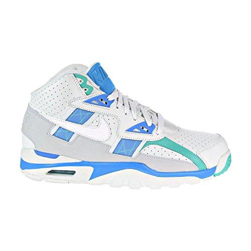 Nike Air Trainer SC High Bo Jackson Men's Shoes Barely Grey/White-Blue Orbit 302346-019 (9 D(M) US) (Nike Sc Trainer High)