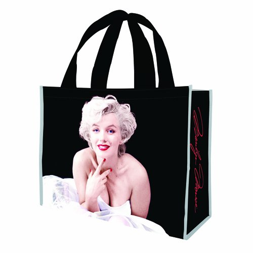 Large Shopper Vandor Marilyn Large Monroe 70886 Monroe Shopper Marilyn Vandor Black Tote 70886 Tote ZEw6S