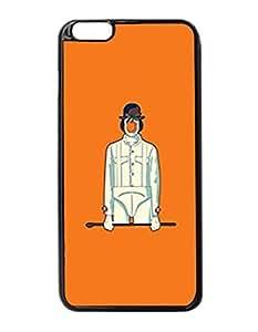 A Clockwork Orange - Custom Image Case iphone 6 4.7 - es case , Diy Durable Hard Case Cover for iphone 6 4.7 , High Quality Plastic Case By Argelis-Sky, Black Case New