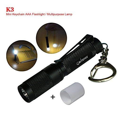Buy edc keychain flashlight