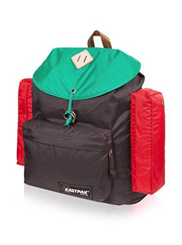 Eastpak Mochila Climber Negro / Verde / Rojo Única