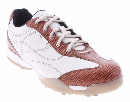 f01c1126dff18 Geox - Zapatos de Golf para Hombre  Amazon.es  Zapatos y complementos