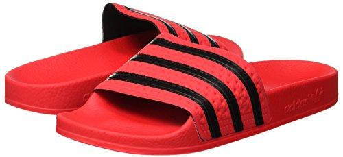 Piscine Coral Adilette Et real Rouges Plage Pour De S18 Noir S18 Chaussures Adidas Homme Real fXwqWdvvn