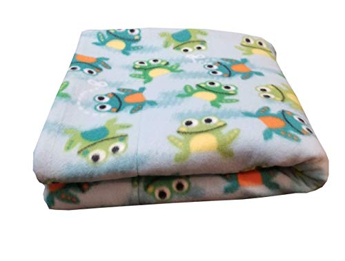 - Midwest Fleece Cage Liner | Guinea Pig Bedding | Guinea Pig Fleece | Hedgehog Fleece | Frogs | Reversible | Machine Washable
