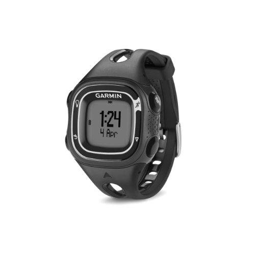 Garmin 010-01039-19 Forerunner GPS Sport Watch Black/Silver