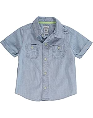 Carter's Baby Boys' Woven Shirt