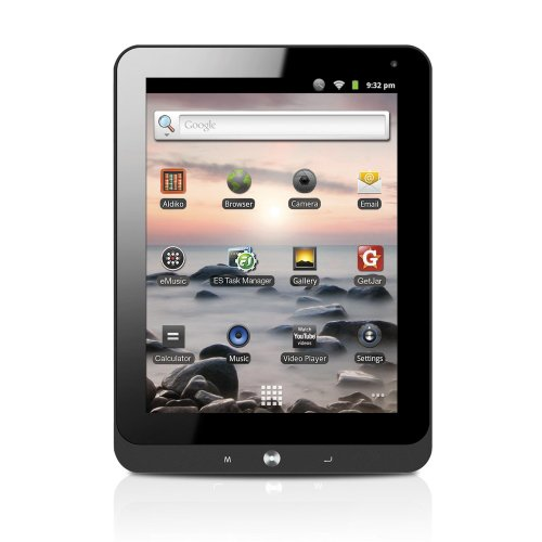 Coby Kyros 10.1-Inch Android 2.3 4 GB Internet Touchscree...