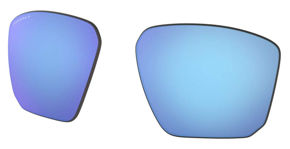 Oakley Targetline Replacement Lens Polarized Sapphire Prizm 12% / Targetline by Oakley
