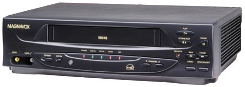 Philips Magnavox VR201BMG 2-Head VCR