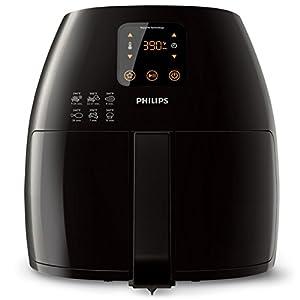 Philips HD9240/94 Avance XL Digital Airfryer (2.65lb/3.5qt), Black Fryer