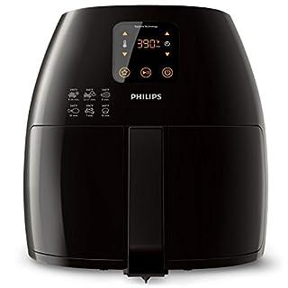 Philips Starfish Technology XL Airfryer, Digital Interface, Black - 2.65lb/3.5qt HD9240/94 (B00TR78QUI) | Amazon Products