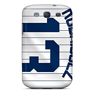 New Diy Design New York Yankees For Galaxy S3 Cases Comfortable For Lovers And Friends For Christmas Gifts