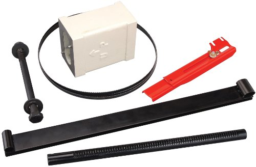 Fox Block (Shop Fox D3348 6-Inch Extension Block Kit for W1706 Band Saw)
