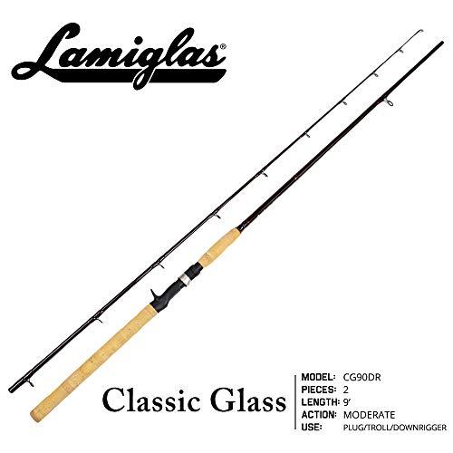 Lamiglas CG90DR Cg 90 Dr Classic (Lamiglas Spinning Rod)