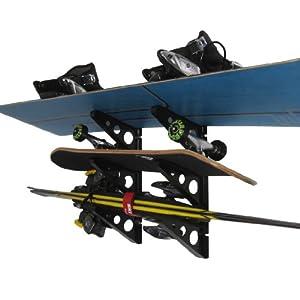 Ski and Snowboard Storage Rack StoreYourBoard