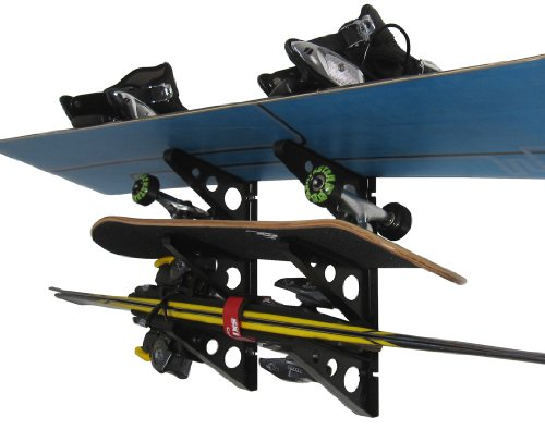 Ski and Snowboard Storage Rack - StoreYourBoard by StoreYourBoard