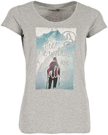 Ternua ® Nafud Camiseta Mujer: Amazon.es: Ropa y accesorios