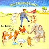 Here is a joyful collection of all time favorite activity songs for young children. Hap Palmer's unique renditions preserve the charm and simplicity of traditional songs while adding new, original lyrics and melodies to extend and enrich the familiar...