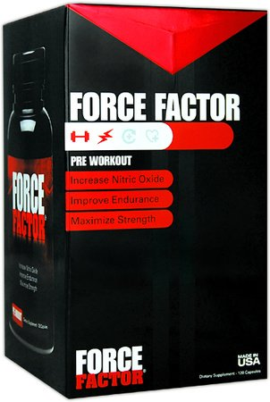 Force Factor Nitric Oxide Booster,
