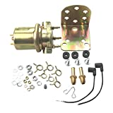 MOSTPLUS Electric Fuel Pump Pump with 1/4' NPT Inlet and Outlet Replace E8470 P4070