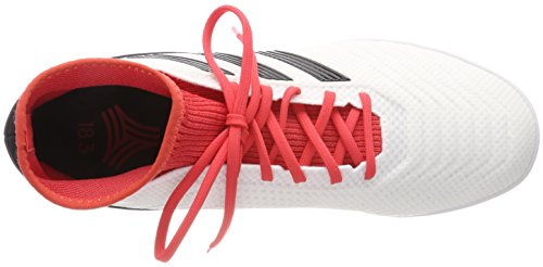 reacor Calcio 18 cblack Adidas Da reacor Ftwwht 3 ftwwht Scarpe Bianco Predator Tango Uomo Tf cblack 0wa7pq
