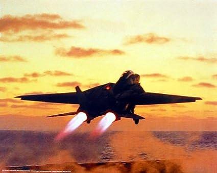 Amazon.com: Wall Decor US Navy M F Winter F-14D Tomcat Jet Aircraft ...