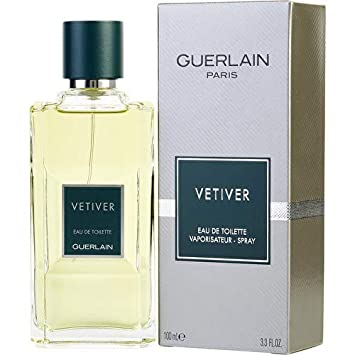 Vetiver By Guerlain 3.3 3.4 EDT Spray For Men