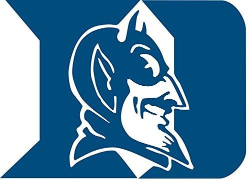 SDS Design NACC Duke University Blue Devils College Basketball Team Logo Vinyl Magnet Decal Auto Home Office Locker Room