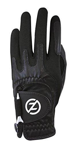 Zero Friction Male Mens Cabretta Elite, Left Hand, Black, One Size