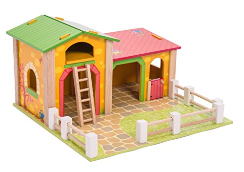 Barnyard Farm and Barn Set