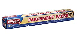 Propack Non Stick Parchment Baking Paper 15x50 Pack Of 3