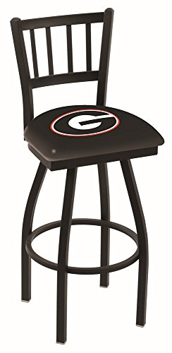 Holland Bar Stool Co. L01830GA-G Officially Licensed L018 University of Georgia G Logo 30