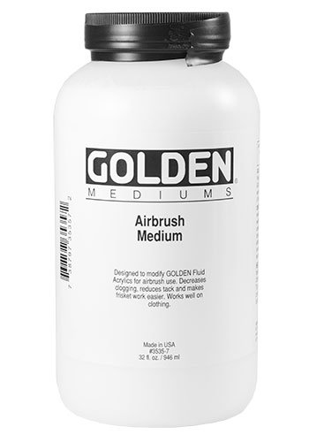 Golden Airbrush Medium - 32 oz ()