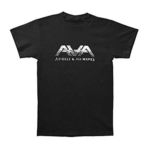 Angels & Airwaves Men's Logo T-shirt Black