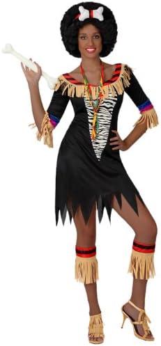 Atosa - Disfraz Indigena mujer Zulu (M-L): Amazon.es: Juguetes y ...