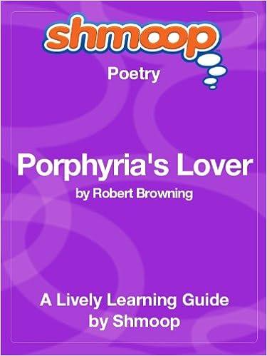 porphyrias lover