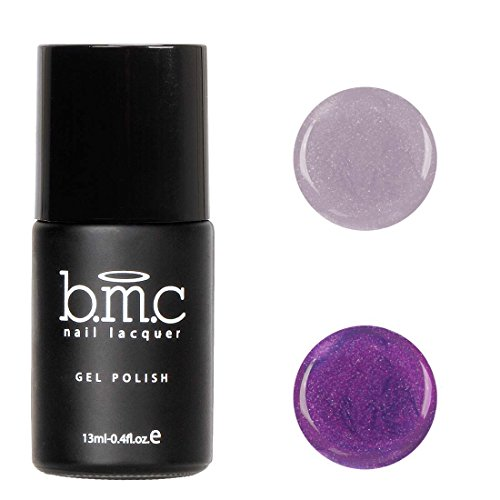 BMC Thermal Color Changing Iridescent Micro Glitter Nail Lac