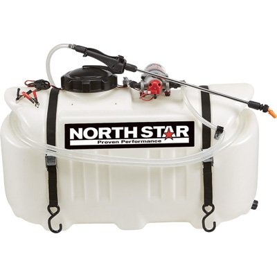 NorthStar ATV Spot Sprayer - 26 Gallon, 2.2 GPM, 12 (Boomless Atv Sprayer)