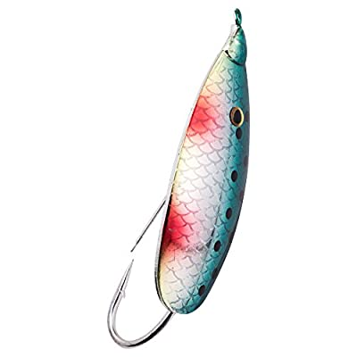 Johnson Silver Minnow Spoon Hard Bait