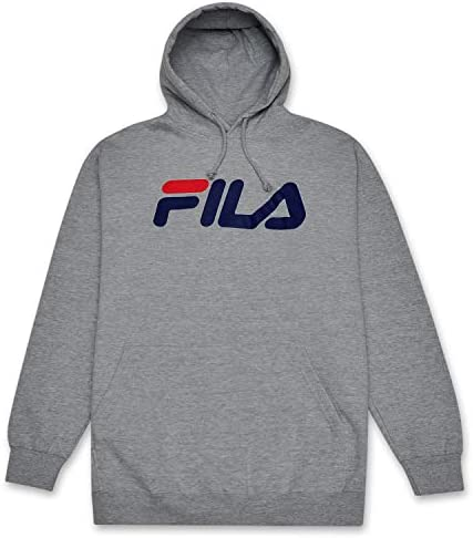 Fila Mens Big and Tall Premium Pullover