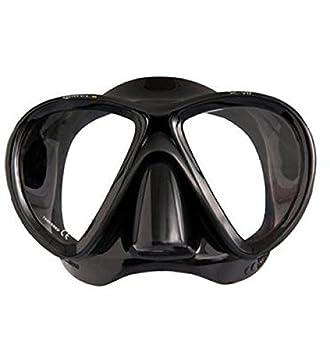 Mares X de VU – Black – apnea Máscara (rama las Máscara) – 411036